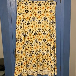 like new LLR azure skirt